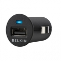 BELKIN USB CAR CHARGER FOR MOBILES MP3 MP4 PLAYERS iPhone iPod PDA